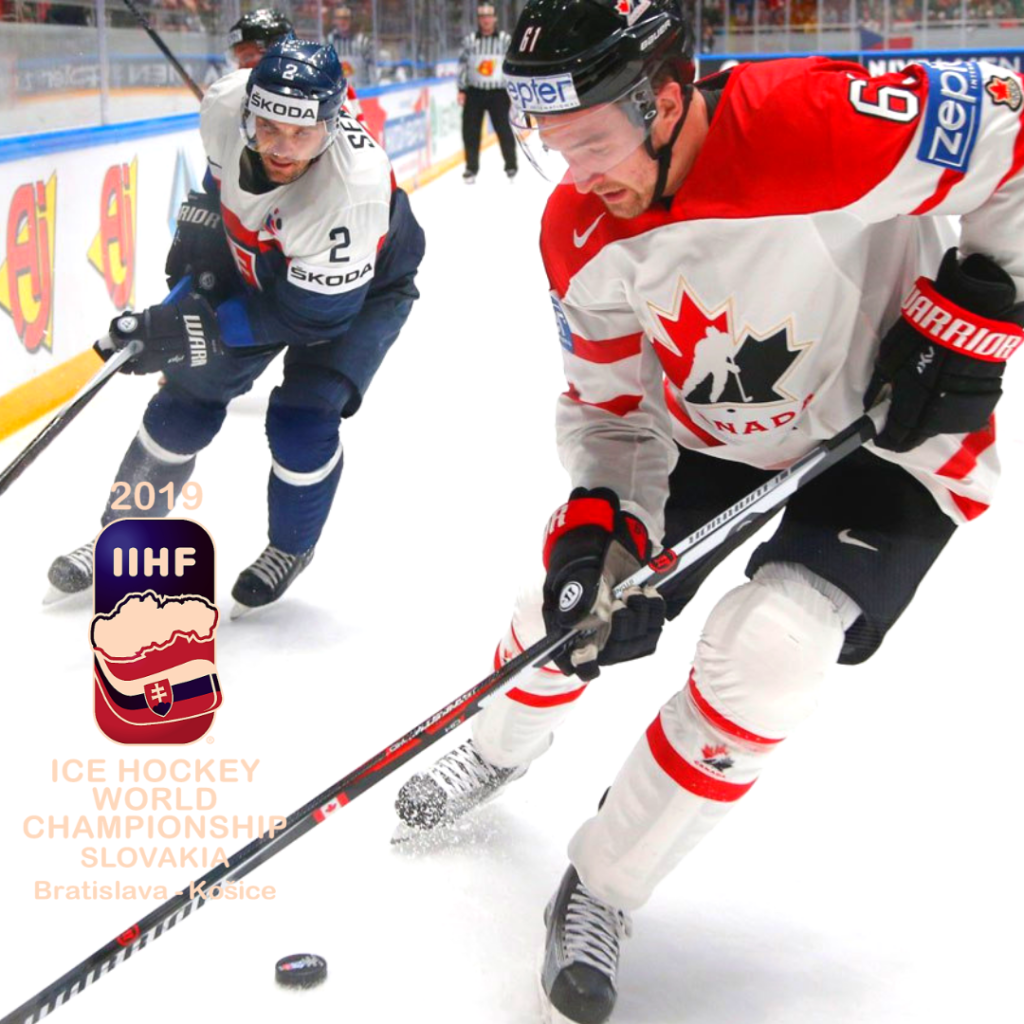 The Most Important Iihf Hockey Tournament Canada S Ever Been In Vj